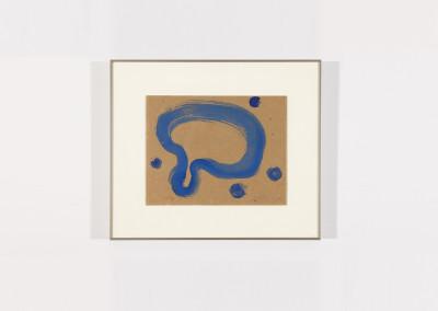 Blau II, 1993
